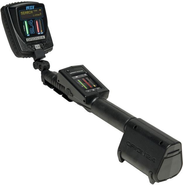 Barrido electrónico para detectar microfonos ocultos utilizando un NLJD